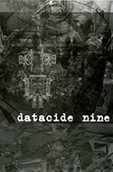 Datacide 9 cover